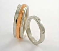 Charlotte Cornelius Bespoke Wedding Rings