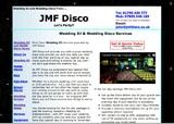 Expert Wedding DJ Services From JMF Disco