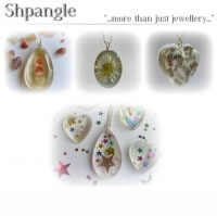 Shpangle Jewellery - Wedding Keepsake Jewellery