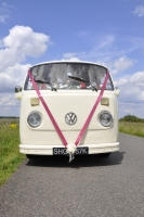 VW Camper and Beetle wedding cars London