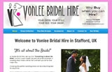 Bridal Dresses - Vonlee Bridal Hire