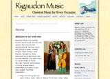 Rigaudon String Quartet, String Trio/Duo