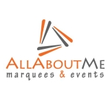 All About ME marquees and events